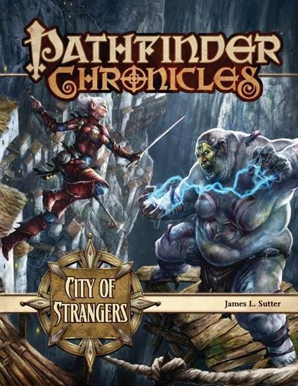 Picture of Pathfinder Chronicles: City of Strangers