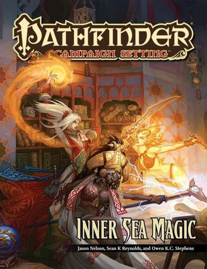 Picture of Pathfinder Campaign Setting: Inner Sea Magic