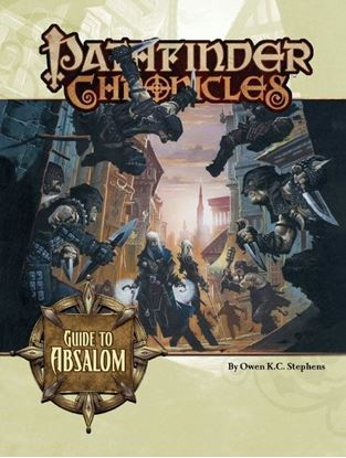 Picture of Pathfinder Chronicles: Guide to Absalom