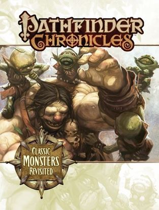 Picture of Pathfinder Chronicles: Classic Monsters Revisited