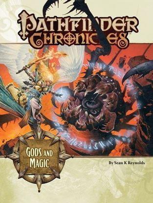 Picture of Pathfinder Chronicles: Gods & Magic