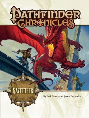 Picture of Pathfinder Chronicles: Gazetteer