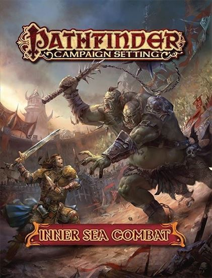 Picture of Pathfinder Campaign Setting: Inner Sea Combat