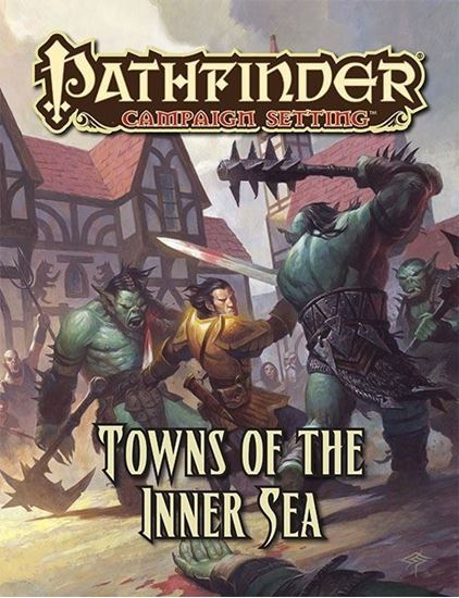 Picture of Pathfinder Campaign Setting: Towns of the Inner Sea