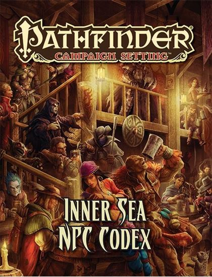 Picture of Pathfinder Campaign Setting: Inner Sea NPC Codex