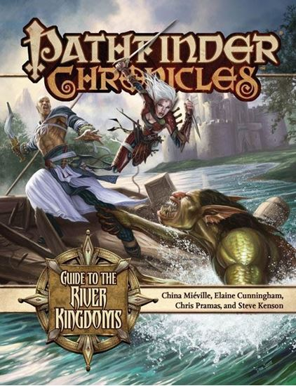 Picture of Pathfinder Chronicles: Guide to the River Kingdoms