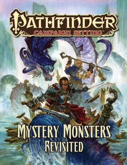 Picture of Pathfinder Campaign Setting: Mystery Monsters Revisited
