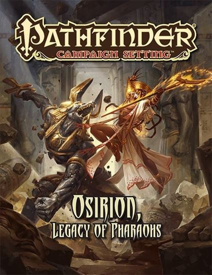 Picture of Pathfinder Campaign Setting: Osirion, Legacy of Pharaohs