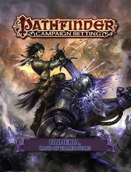 Picture of Pathfinder Campaign Setting: Numeria, Land of Fallen Stars