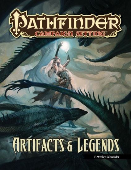 Picture of Pathfinder Campaign Setting: Artifacts & Legends