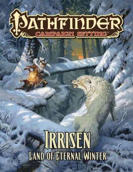 Picture of Pathfinder Campaign Setting: Irrisen—Land of Eternal Winter