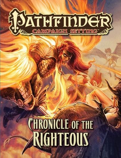 Picture of Pathfinder Campaign Setting: Chronicle of the Righteous