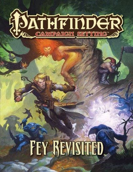 Picture of Pathfinder Campaign Setting: Fey Revisited