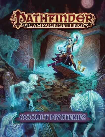 Picture of Pathfinder Campaign Setting: Occult Mysteries