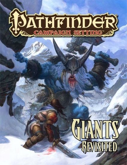 Picture of Pathfinder Campaign Setting: Giants Revisited
