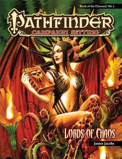 Picture of Pathfinder Campaign Setting: Book of the Damned—Volume 2: Lords of Chaos