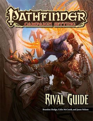 Picture of Pathfinder Campaign Setting: Rival Guide