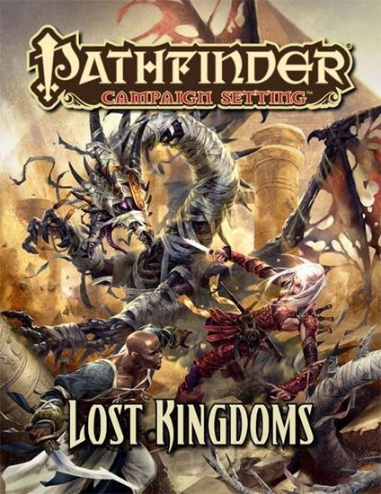 Picture of Pathfinder Campaign Setting: Lost Kingdoms