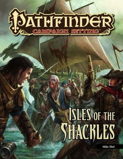 Picture of Pathfinder Campaign Setting: Isles of the Shackles