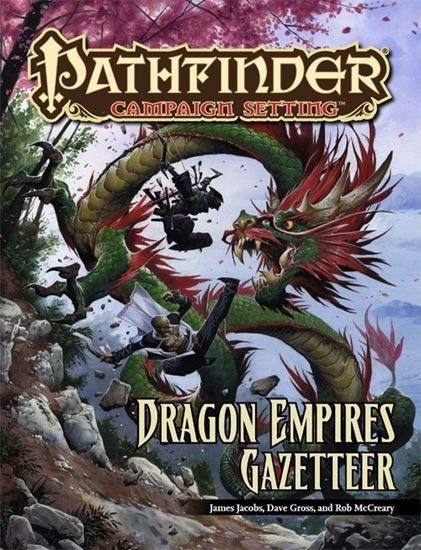 Picture of Pathfinder Campaign Setting: Dragon Empires Gazetteer