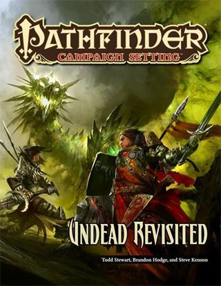 Picture of Pathfinder Campaign Setting: Undead Revisited