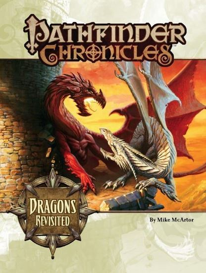 Picture of Pathfinder Chronicles: Dragons Revisited