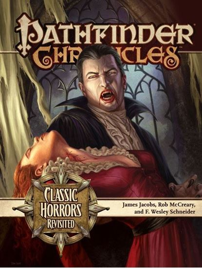 Picture of Pathfinder Chronicles: Classic Horrors Revisited