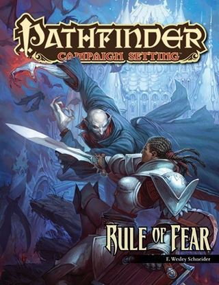Picture of Pathfinder Campaign Setting: Rule of Fear