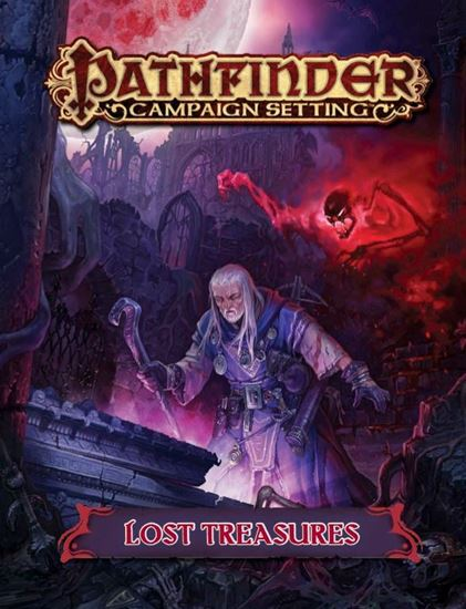 Picture of Pathfinder Campaign Setting: Lost Treasures