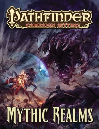 Picture of Pathfinder Campaign Setting: Mythic Realms