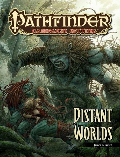 Picture of Pathfinder Campaign Setting: Distant Worlds