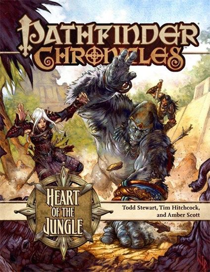 Picture of Pathfinder Chronicles: Heart of the Jungle