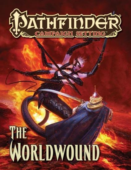 Picture of Pathfinder Campaign Setting: The Worldwound