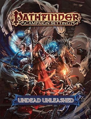 Picture of Pathfinder Campaign Setting: Undead Unleashed