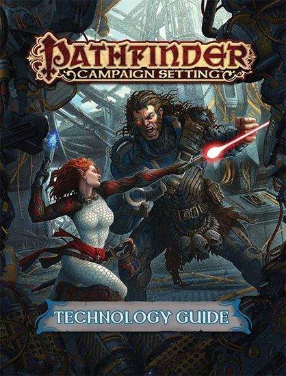 Picture of Pathfinder Campaign Setting: Technology Guide