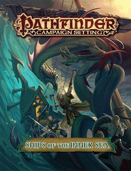 Picture of Pathfinder Campaign Setting: Ships of the Inner Sea