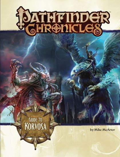 Picture of Pathfinder Chronicles: Guide to Korvosa