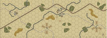 Picture of Imaginative Strategist Panzer Blitz Map 6 - 5/8 inch