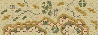 Picture of Imaginative Strategist Panzer Blitz Map 12 - 5/8 inch