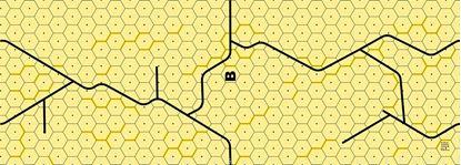 Picture of Imaginative Strategist Panzer Leader Desert Map B - 5/8 inch