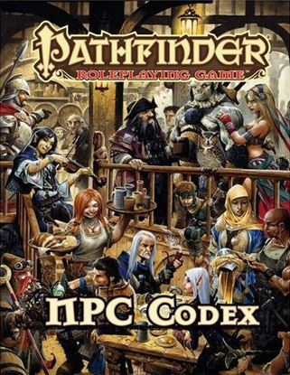Picture of Pathfinder Roleplaying Game: NPC Codex